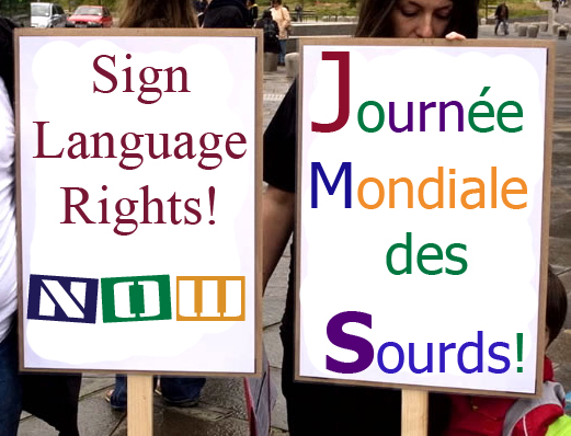 Language Rights in Canada of Sign Language Rights